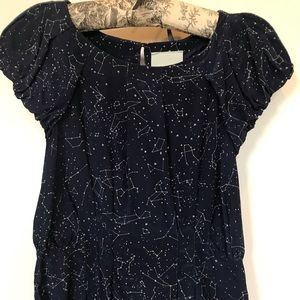 Maeve silk blouse